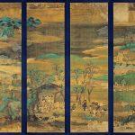 大和絵の特徴やその代表作について解説。室町時代の作品は?